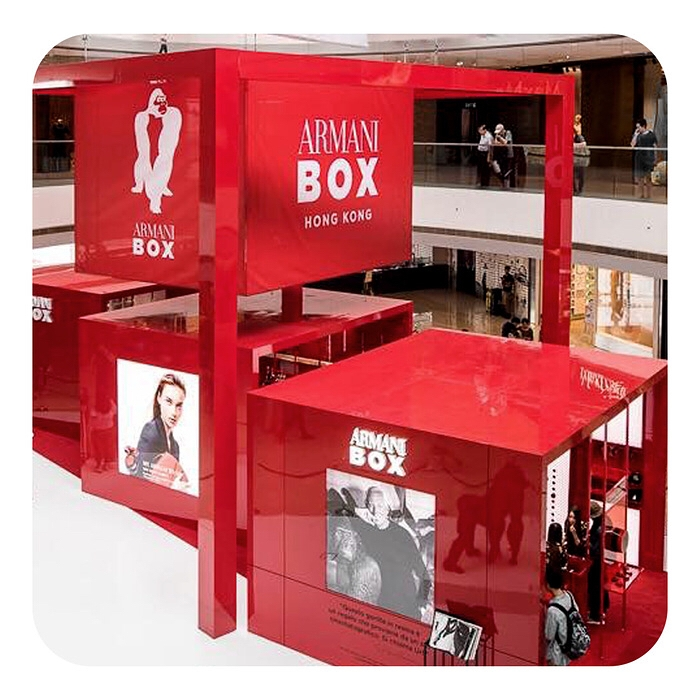 香港Armani Box(IG@ArmaniBeauty)