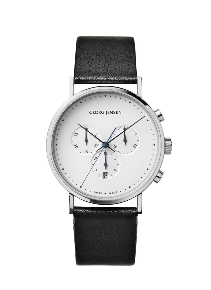 GEORG JENSEN_KOPPEL計時腕錶_建議售價NT$42,500