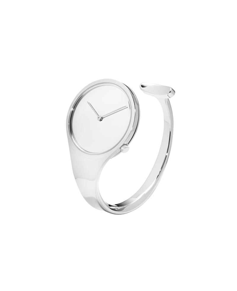 GEORG JENSEN_VIVIANNA鏡面手鐲錶_建議售價NT$78,000
