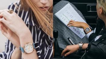【編輯帶路】女生戴大錶就是帥!百搭、實用的運動風手錶特輯