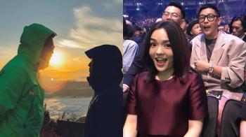 恭喜!徐佳瑩宣布與男友比爾賈結婚:「因為有太相像的缺點所以難逃彼此掌心。」