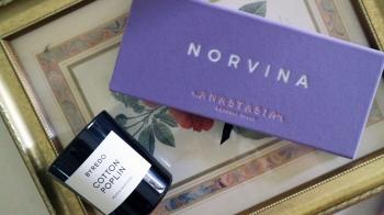 【K's 美妝實驗室】Anastasia NORVINA全新紫色眼影盤開箱試色