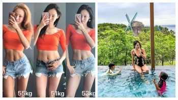 韓國瘦身網紅Apple Kim:只要養成這個習慣 就算不想節食想瘦下來也絕對沒問題!