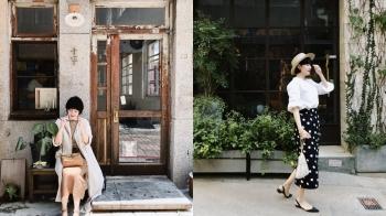 【自媒體時代】尾巴商行Vivian  文青女孩一定要參考的超完美穿搭範本