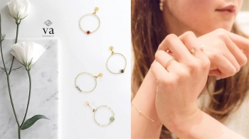 日網友票選最想要收到的情人節禮物,365天都能配戴的貼身輕珠寶! 編和姊妹們的友情鍊就是它了!