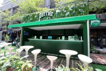 彰顯叢林精神 沛綠雅 Perrier Wild 限量瓶 廣邀都市派對動物縱身狂野泡泡
