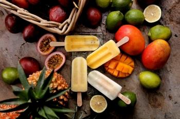 旗山指標冰品挺果農 枝仔冰城推台灣鮮果冰品五款 口口天然果肉