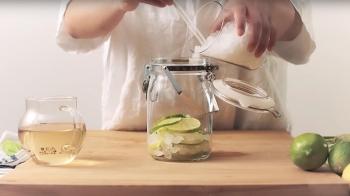【TGIF】抓住夏天的尾巴,來做一罐檸檬醋!