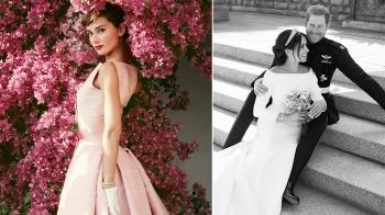 梅根馬可的婚紗幕後推手,奧黛莉赫本的優雅秘訣!紀梵希風華巡禮