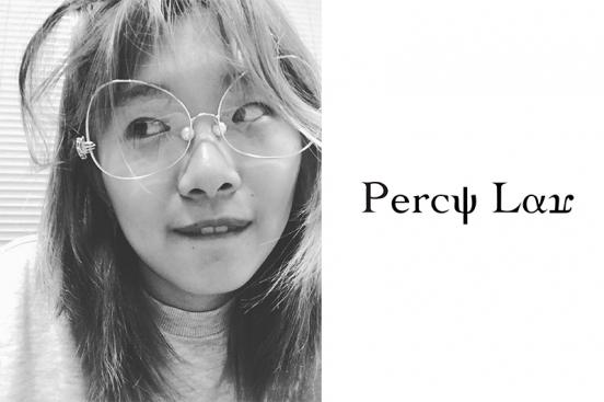 眼鏡的功能可不只有矯正視力,看看Percy Lau如何讓眼鏡變成畫龍點睛的配飾!