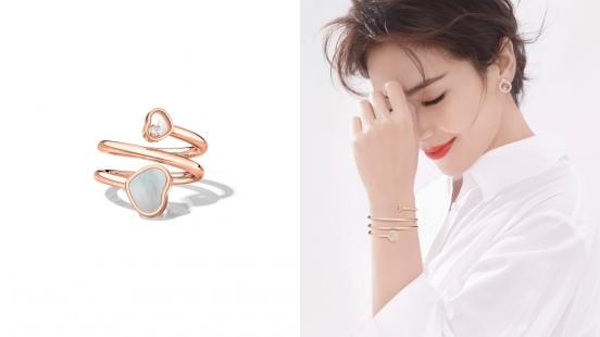 蕭邦Chopard透過高透明度的珠寶製作過程,向擁有仁愛之心的女性致獻!