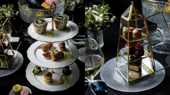 女皇級茶點、迷你珠寶櫃甜點可愛到炸!頂級鐘錶品牌Breguet寶璣x台北101隨意鳥地方下午茶好奢華