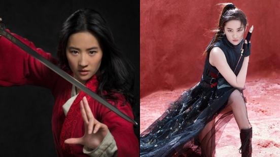 仙女姐姐劉亦菲主演,迪士尼真人版動畫電影《花木蘭》現已開機拍攝,各位期待嗎?