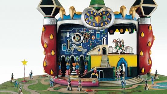 超奇幻!台北市立美術館《異星系》特展,讓你彷彿置身童話故事裡!