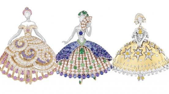 【編輯帶路】童話公主控請注意,Van Cleef & Arpels梵克雅寶以四段經典的《格林童話》帶入高級珠寶設計中,美得浪漫夢幻又具深度!