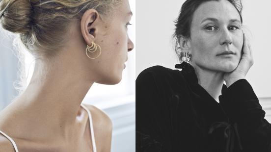 瑪丹娜Madonna也委託她訂製珠寶!喬治傑生Georg Jensen最新Halo光環系列珠寶設計師Sophie Bille Brahe的一天這樣過…