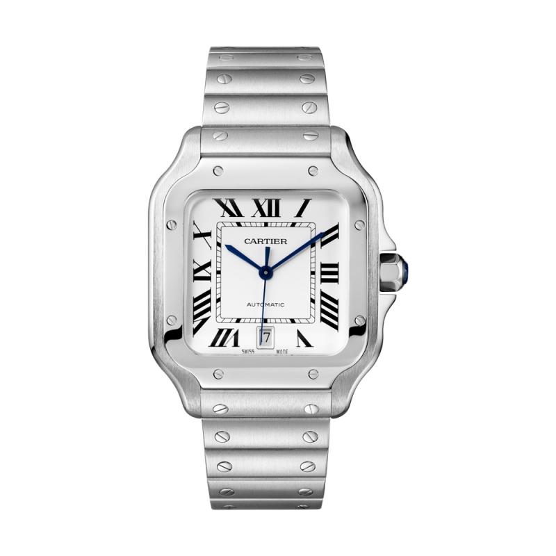 Santos 系列腕錶,Cartier。