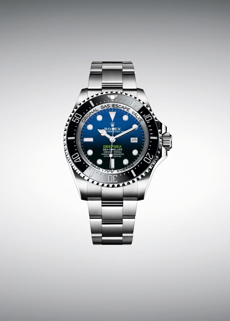 Oyster Perpetual Deepsea 系列腕錶,Rolex。