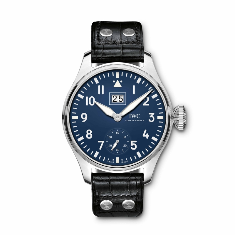 Pilot's Watch 飛行員系列腕錶「小王子」特別版,IWC。