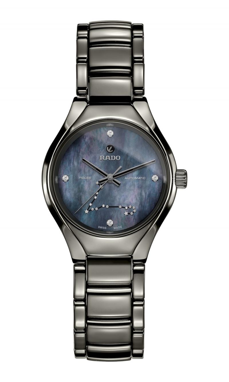 Rado True 真我系列十二星座限量腕錶_雙魚座_建議售價 NTD 79,800_全球限量各999只