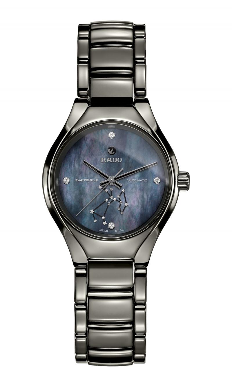 Rado True 真我系列十二星座限量腕錶_射手座_建議售價 NTD 79,800_全球限量各999只