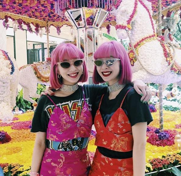 鈴木姐妹 Aya & Ami