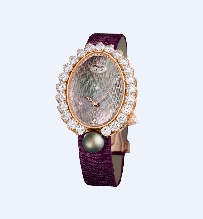 BREGUET PERLES IMPRIALES HIGH JEWELLERY皇后的珍珠高級珠寶錶