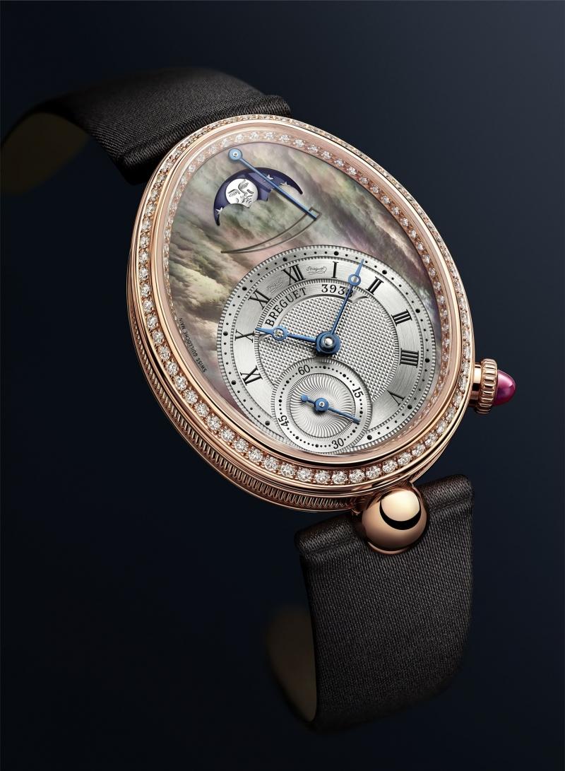 寶璣BREGUET那不勒斯王后系列8908仕女腕錶