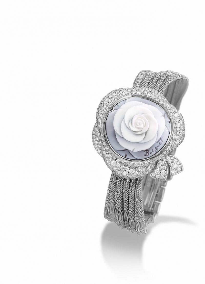 BREGUET SECRET DE LA REINE皇后的秘密 高級珠寶錶