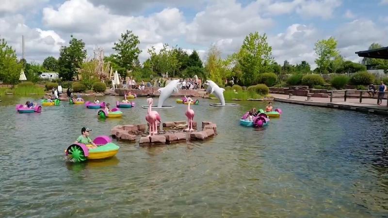 多種親水遊樂設施