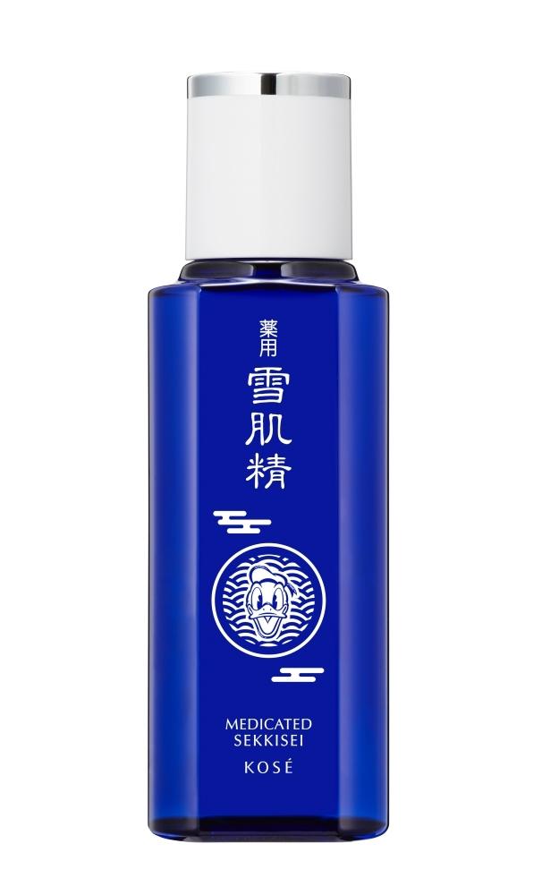 KOSE高絲藥用雪肌精(DISNEY嘉年華限定組) 100ml*5,NT1,980
