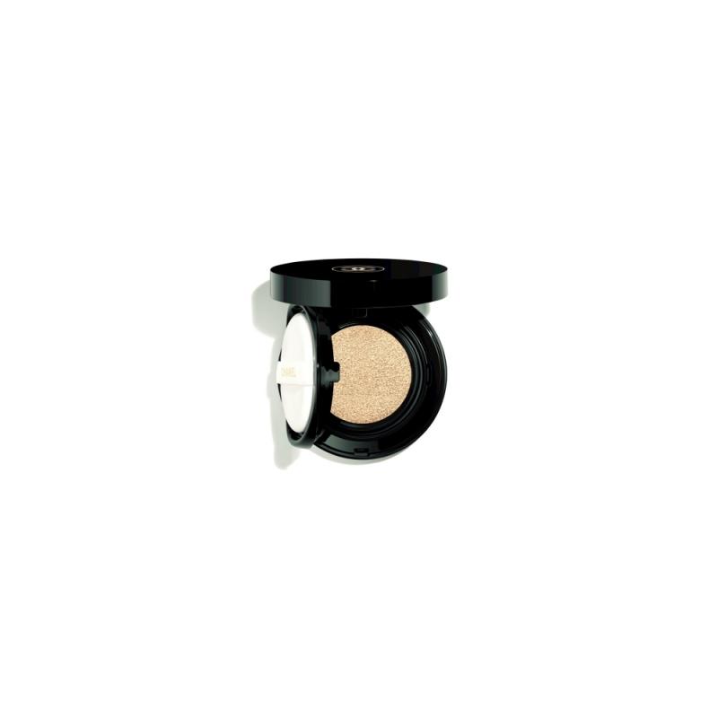 香奈兒活力光采保濕氣墊粉餅SPF15 (共6色),NT2,200。