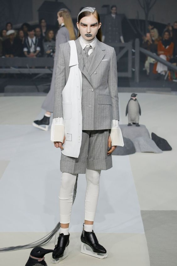 Thom Browne Autumn/Winter 2017 Ready-To-Wear