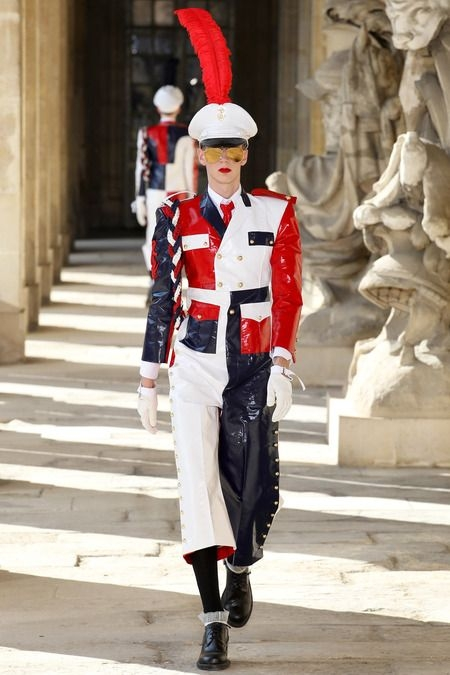 Thom Browne Spring/Summer 2014