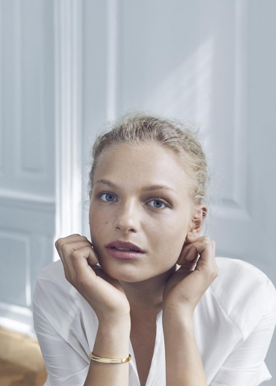 GEORG JENSEN_丹麥名模Frederikke Sofie演繹HALO系列