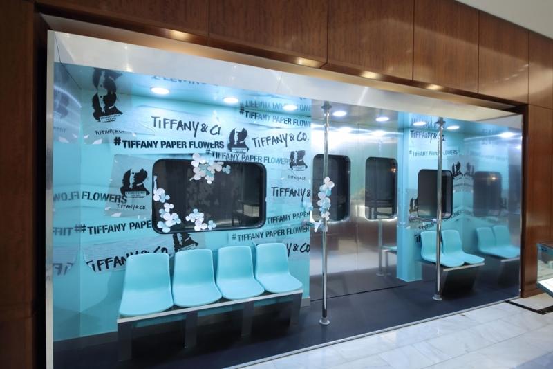 Tiffany & Co. 發佈 藝術總監Reed Krakoff首款創作 全新珠寶系列Tiffany Paper Flowers 記者會現場