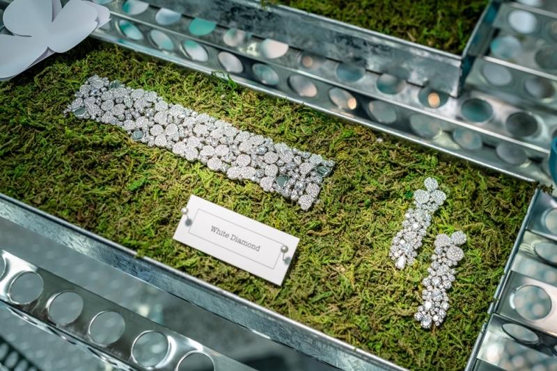 Tiffany Paper Flowers 高級珠寶系列媒體預覽會 6