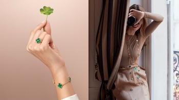 跨越時代的優雅設計,成為收穫幸運的品味女子最不可或缺的經典珠寶!