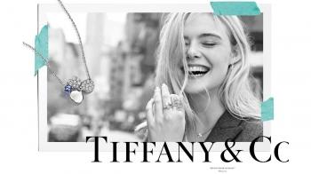 是高級珠寶、也是日常能配戴的輕珠寶,全新Tiffany Paper Flowers系列這次很特別!
