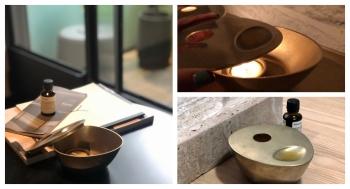 Aesop首度推出「黃銅薰香座」,以最療癒的溫度傳遞真實感官氣味