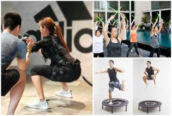 XBody、彈跳床有氧、Pound Fit,健身房正流行這3大課程,有趣、新奇、還瘦得更快!