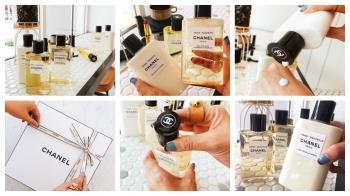 跟著香奈兒女士前往杜維埃、比亞里茲與威尼斯LES EAUX香奈兒淡香水全新身體系列 是一場絕美優雅的香氛之旅