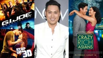 這位台裔導演專門拍好萊塢大片!從《舞力全開》、《出神入化2》到《瘋狂亞洲富豪》,每一部都是千禧世代經典~
