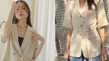 除了面試、開會穿的西裝外套,利用不同材質與風格作混搭,營造初秋的時尚穿搭 !