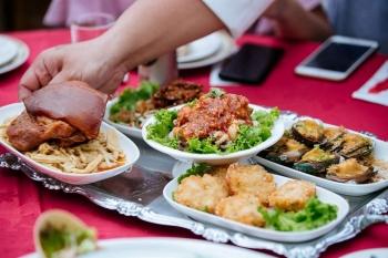美食園遊會、實境遊戲、雙天王總鋪師呷辦桌 台南最好吃的方法 緊追美食節秋日限定最終場就對了
