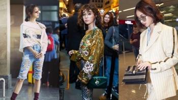怎麼穿都時髦!時尚風格的全勝女王—呸姐蔡依林的時裝週穿搭盤點
