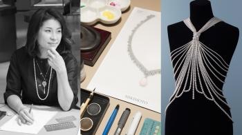 MIKIMOTO設計師安西真澄:珠寶不是日常所需,我必須讓每件設計出來的作品成為顧客心靈所需,讓客人的愛和作品有所連結!