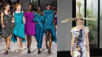革命性布料問世!ISSEY MIYAKE春夏獨創「DOUGH DOUGH」布料可隨意形塑想要的輪廓