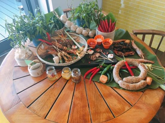 吃貨們注意!THE KITCHEN TABLE「瘋狂亞洲萬豪」東南亞美食節,一次讓你品嘗亞洲各地美食