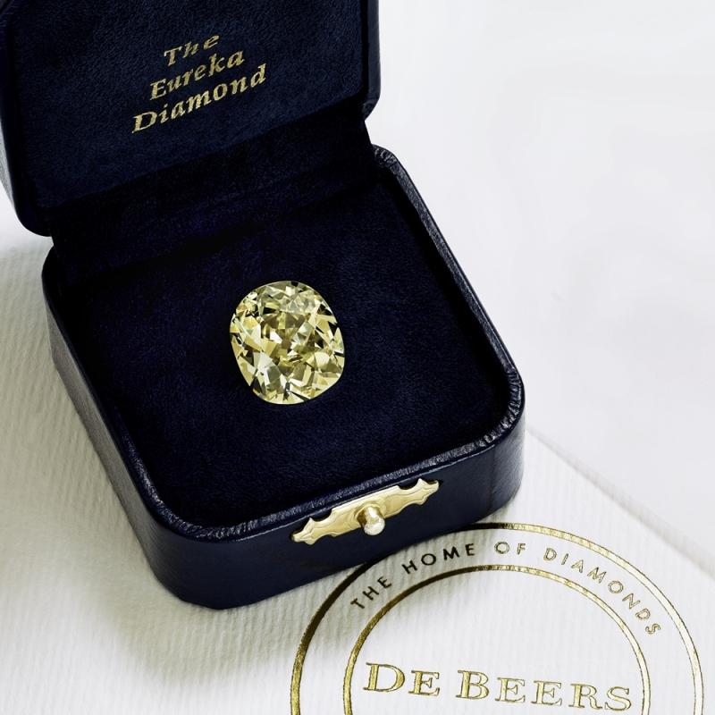 Eureka 鑽石